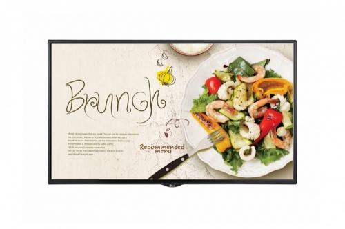 LG 55SM5KE Pantalla Comercial LCD 55'', Full HD, Widescreen, Negro