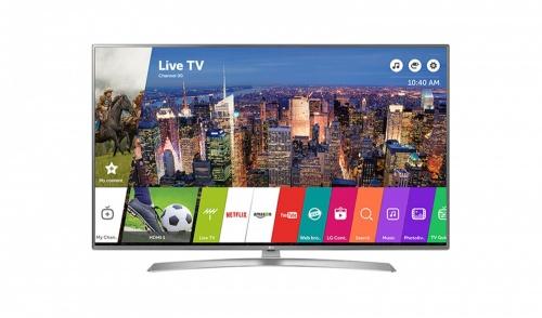 LG Smart TV LED 60UJ6580 60'', 4K Ultra HD, Widescreen, Plata