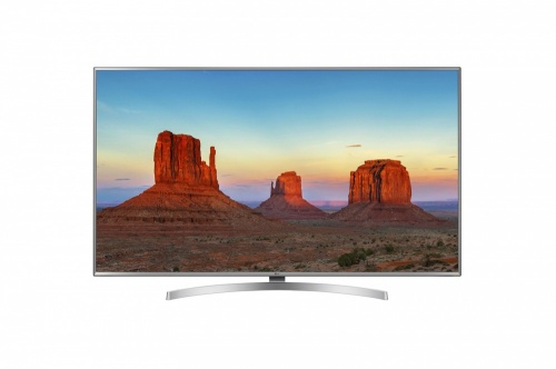 LG Smart  TV  LED 70UK6550PUA 70'', 4K Ultra HD, Widescreen, Plata