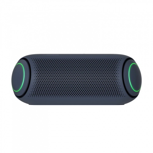 LG Bocina Portátil XBOOM Go PL5, Bluetooth, Inalámbrico, 20W RMS, Azul - Resistente al Agua