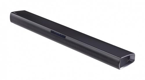 LG Barra de Sonido con Subwoofer SJ2, Bluetooth, Inalámbrico, 2.1, 100W RMS, Negro