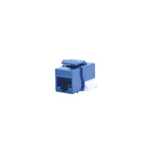 LinkedPRO Jack de Red Modular Cat6, RJ-45, Azul