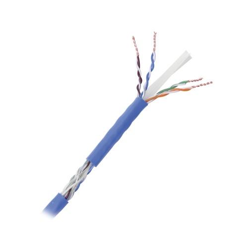 LinkedPRO Bobina de Cable Cat6 UTP, 1000 Metros, Azul