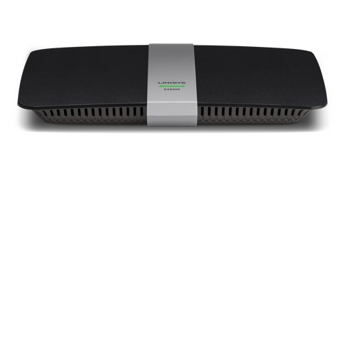 Router Linksys Ethernet Smart WiFi Doble Banda AC1200+ EA6350, Inalámbrico, 4x RJ-45, 2.4-5GHz, con 2 Antenas Externas