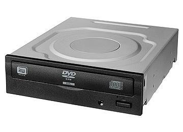Lite-On iHAS124 Quemador de DVD, DVD-R 24x / DVD+RW 8x, Interno, SATA, Negro (Bulk)
