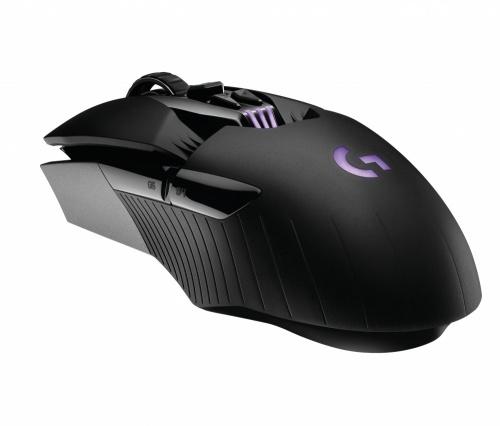 Mouse Gamer Logitech Óptico G900 Chaos Spectrum, Alámbrico/Inalámbrico, USB+PS/2, 12000DPI, Negro