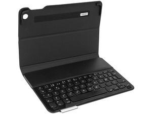 Logitech Mini Teclado Cover Ultra-Delgado para iPad Air, Bluetooth, Negro (Español)