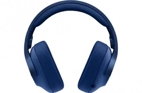 Logitech Audífonos Gamer G433 7.1, Alámbrico, 2 Metros, 3.5mm, Azul