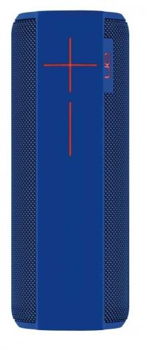 Logitech Bocina Portátil UE MEGABOOM, Bluetooth, Inalámbrico, 2.0, USB, Azul - Resistente al Agua