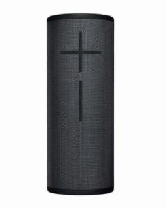 Logitech Bocina Portátil Boom 3, Bluetooth, Inalámbrico, USB, Negro - Resistente al Agua