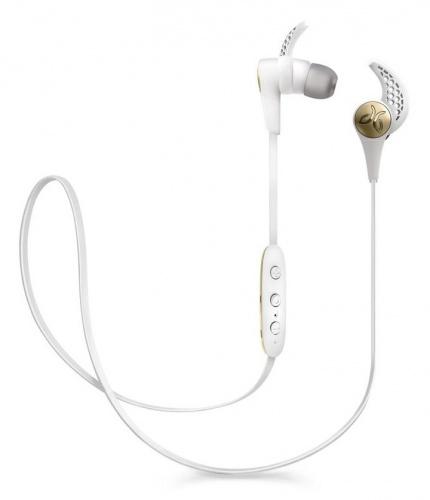 Logitech Audífonos Intrauriculares con Micrófono JayBird X3, Inalámbrico, Bluetooth, Blanco
