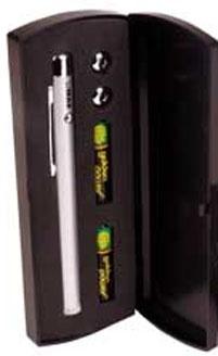 Mae Apuntador Laser ILP-10, Plata