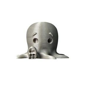 MakerBot Bobina de Filamento PLA XXL Cool, Diámetro 1.75mm, 4.5kg, Gris