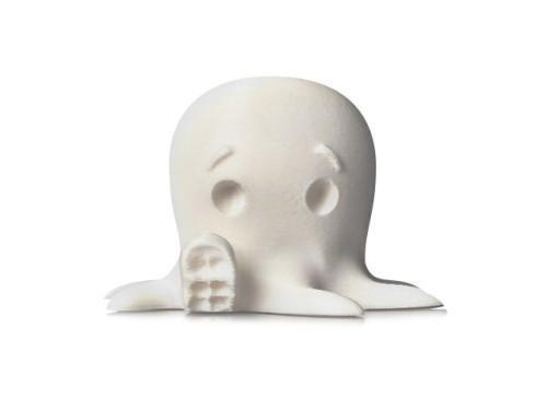 MakerBot Bobina de Filamento PLA XXL True, Diámetro 1.75mm, 4.5kg, Blanco