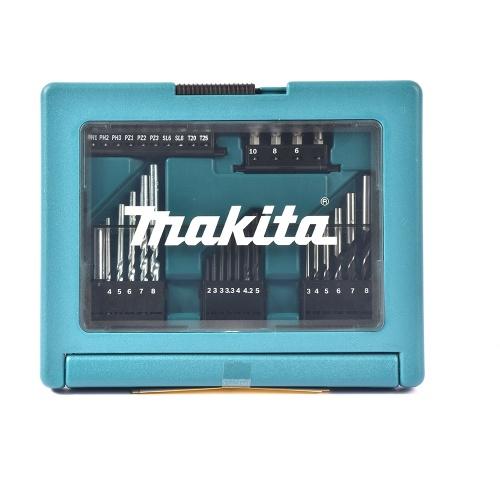 Makita Juego de Accesorios Multipropósito B-49389, 33 Piezas, Tipo Tablet