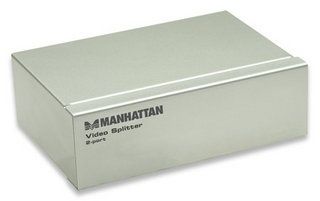 Manhattan Video Splitter 177207, 2 Salidas VGA