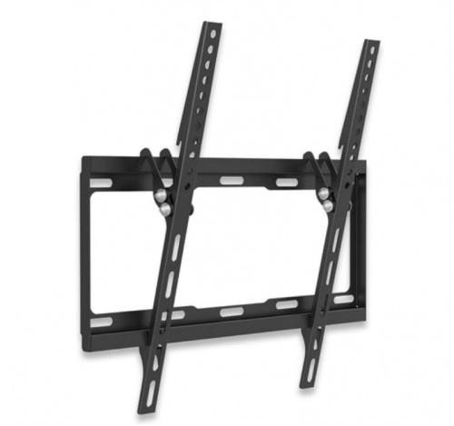 Manhattan Soporte de Pared para Pantallas 32'' - 55'', hasta 35Kg, Negro