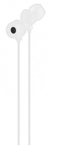 Maxell Audífonos Intrauriculares IN-225, Alámbrico, 3.5mm, Blanco