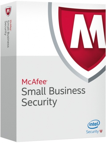 McAfee Small Business Security, 5 Usuarios, 1 Año, Windows/Mac/Android ― Producto Digital Descargable