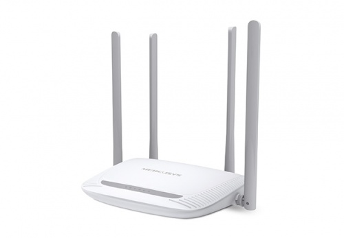 Router Mercusys Fast Ethernet MW325R, 300 Mbit/s, 2.4GHz