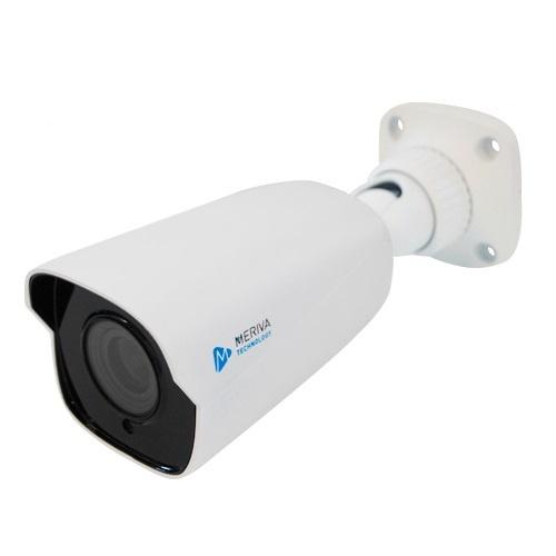 Meriva Technology Cámara IP Bullet IR para Interiores/Exteriores MOB-E500Z, Alámbrico, 2592 x 1944 Pixeles, Día/Noche