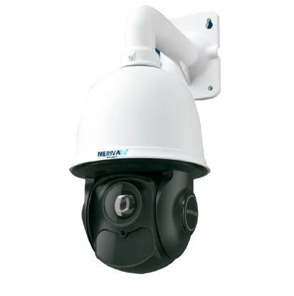 Meriva Security Cámara IP Domo IR para Interiores/Exteriores MSD-528H, Alámbrico, 2048 x 1536 Pixeles, Día/Noche