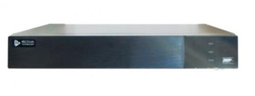 Meriva Security DVR de 8 Canales MSDV-1130-08+ para 1 Disco Duro, max. 6TB, 2x USB 2.0, 1x RJ-45