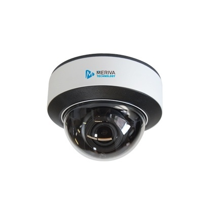 Meriva Technology Cámara IP Domo IR para Interiores/Exteriores MVD-E500ZA, Alámbrico, 2592 x 1944 Pixeles, Día/Noche