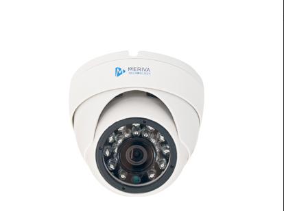 Meriva Technology Cámara CCTV Domo IR para Interiores/Exteriores MSC-303, Alámbrico, Día/Noche