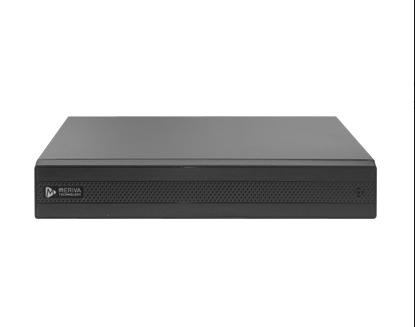 Meriva Technology DVR de 8 Canales MSDV-910-08+ para 1 Disco Duro, max. 8TB, 2x USB 2.0, 1x RJ-45