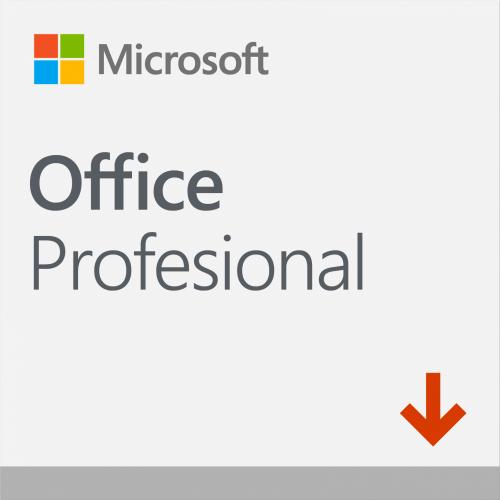 Microsoft Office Profesional 2019, 1PC, Plurilingüe, Windows ― Producto Digital Descargable ― ¡Obtenga descuento al comprar con equipo de cómputo seleccionado!