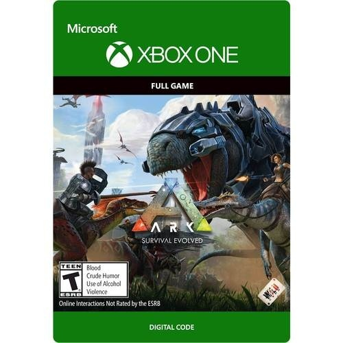 ARK: Survival Evolved, Xbox One ― Producto Digital Descargable