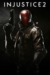 Injustice 2: Red Hood Character, DLC, Xbox One ― Producto Digital Descargable
