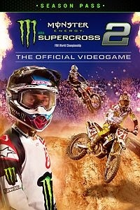 Monster Energy Supercross 2 - Season Pass, Xbox One ― Producto Digital Descargable