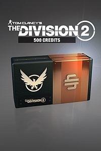 Tom Clancys The Division 2, 500 Creditos Premium, Xbox One ― Producto Digital Descargable