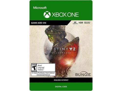 Destiny 2: Shadowkeep, Xbox One ― Producto Digital Descargable