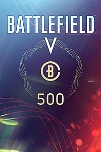 Battlefield V: Battlefield Currency 500, Xbox One ― Producto Digital Descargable
