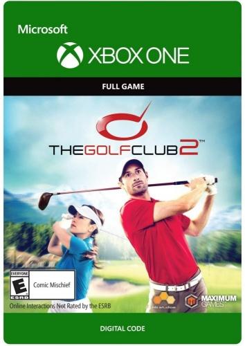 The Golf Club 2, Xbox One ― Producto Digital Descargable