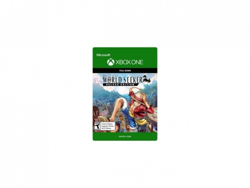 One Piece World Seeker Deluxe Edition, Xbox One ― Producto Digital Descargable