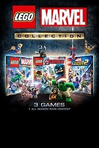 LEGO Marvel Collection, Xbox One ― Producto Digital Descargable
