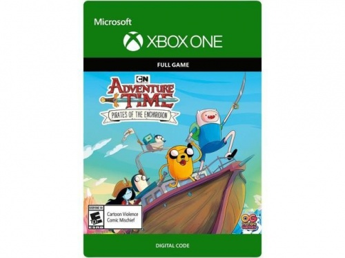 Adventure Time: Pirates of the Enchiridion, Xbox One ― Producto Digital Descargable