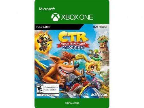 Crash Team Racing Nitro-Fueled: Digital Standard Edition, Xbox One ― Producto Digital Descargable