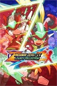 Mega Man Zero/ZX Legacy Collection, Xbox One (Pre-Purchase) ― Producto Digital Descargable