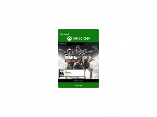 Tom Clancy's Rainbow Six Siege Deluxe Edition, para Xbox One ― Producto Digital Descargable