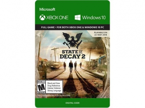 State of Decay 2, Xbox One ― Producto Digital Descargable