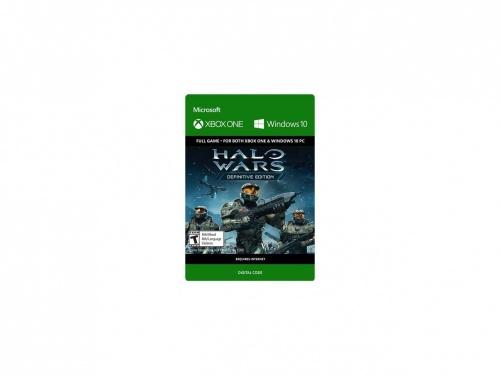 Halo Wars: Definitive Edition, Xbox One ― Producto Digital Descargable