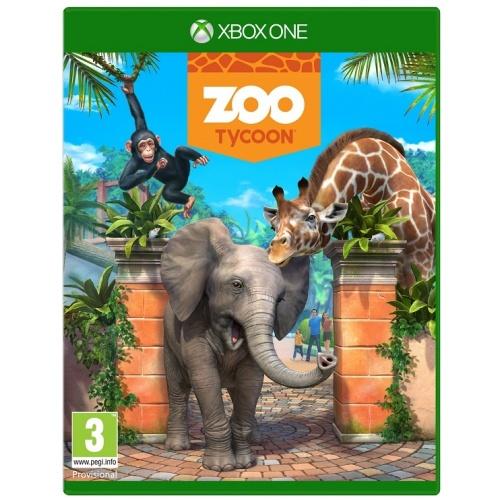 Zoo Tycoon: Ultimate Animal Collection, Xbox One
