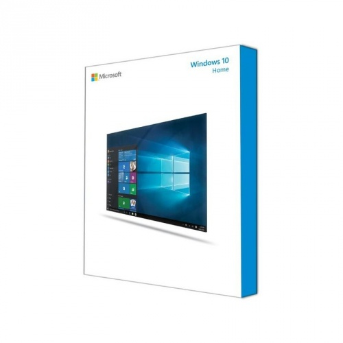 Microsoft Windows 10 Home Español, 64-bit, 1 Usuario, OEM