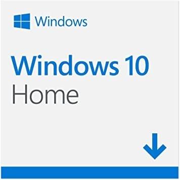 Microsoft Windows 10 Home, 32/64-bit, 1PC, Plurilingüe, FPP ― Producto Digital Descargable