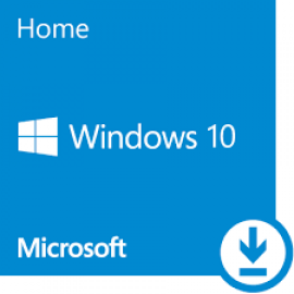 Microsoft Windows 10 Home, 32/64-bit, 1PC, Plurilingüe, FPP ― Producto Digital Descargable